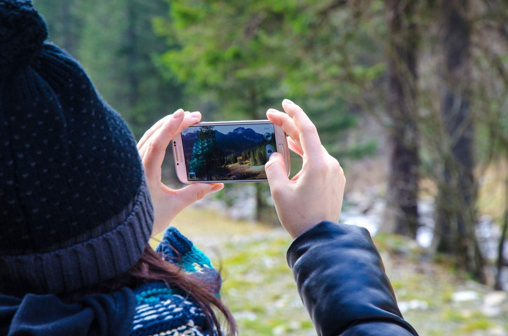 smartphone photography digital storytelling turismo